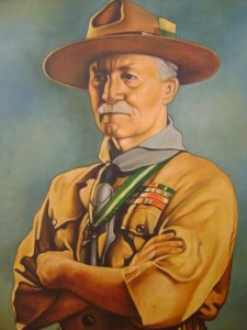 "Baden Powell and the ""rascal organ"""