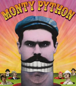 Monty Python and the me generation……