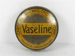The history of Vaseline in 817 words………..