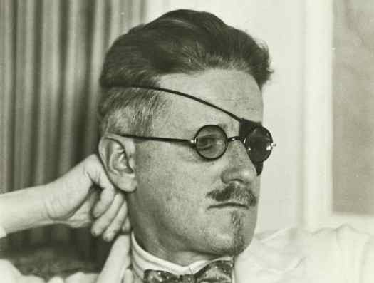 Famous last words – James Joyce……