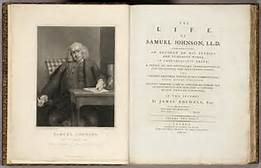 James Boswell`s The life of Samuel Johnson……..