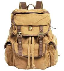 A very, very short history of the rucksack…..