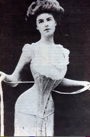 A short history of the corset……