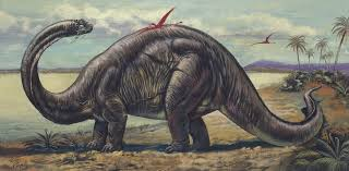 The brontasaurus and Tennyson……