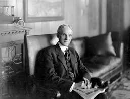 Henry Ford – the carrot man……