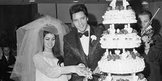 A very short history of wedding cakes……