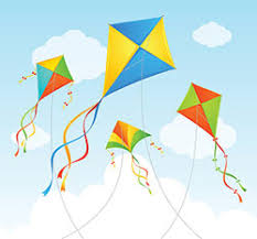 A very short history of kites……