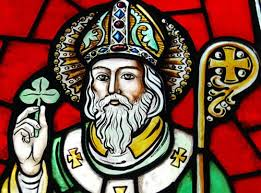 A very short history of St Patrick…….