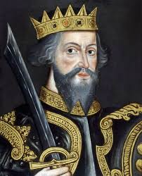 William the Conqueror and his exploding corpse