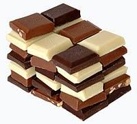 A very short history of chocolate…..