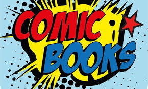 A very, very short history of the comic book……..