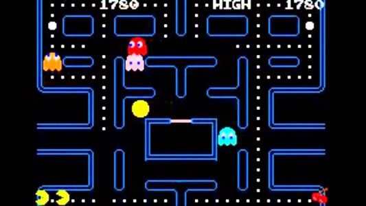 A very short history of Pac-Man……