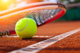A very short history of tennis…..