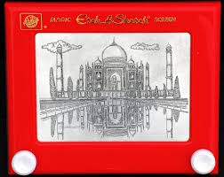 A very short history of Etch-A-Sketch