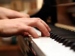 A very short history of the piano…..