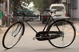 A very, very short history of the Bicycle…..