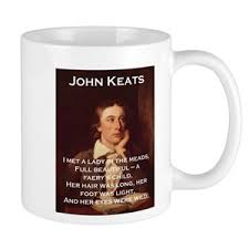 Keats and bad coffee…….