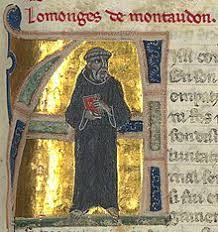 The magnificent Monk of Montaudon…….