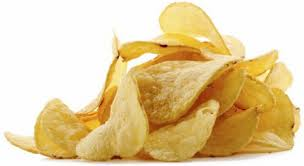 A very short history of crisps…..