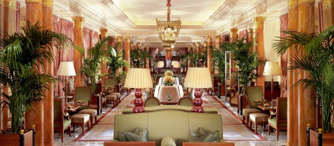 The Dorchester…..