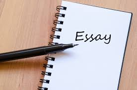 A very short history of the Essay…..