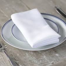 A very short history of the napkin…..