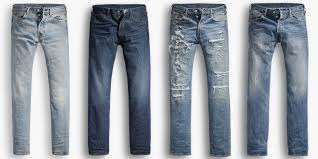 A very short history of jeans……