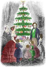 The rather odd history of the Christmas Tree….