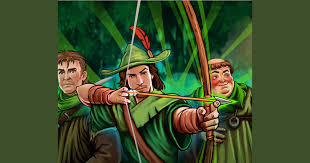 A short history of Robin Hood…