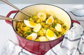 The joy of Kedgeree….